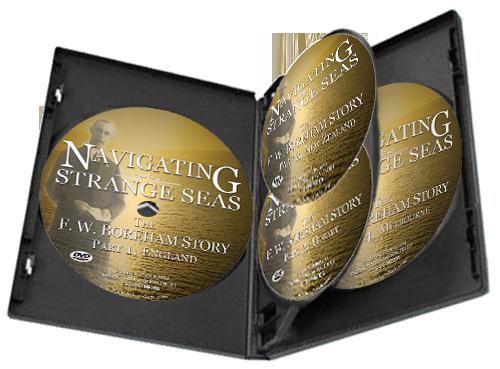 NAVIGATING STRANGE SEAS, The Dr. FWB Story, 5 Disc DVD-Set